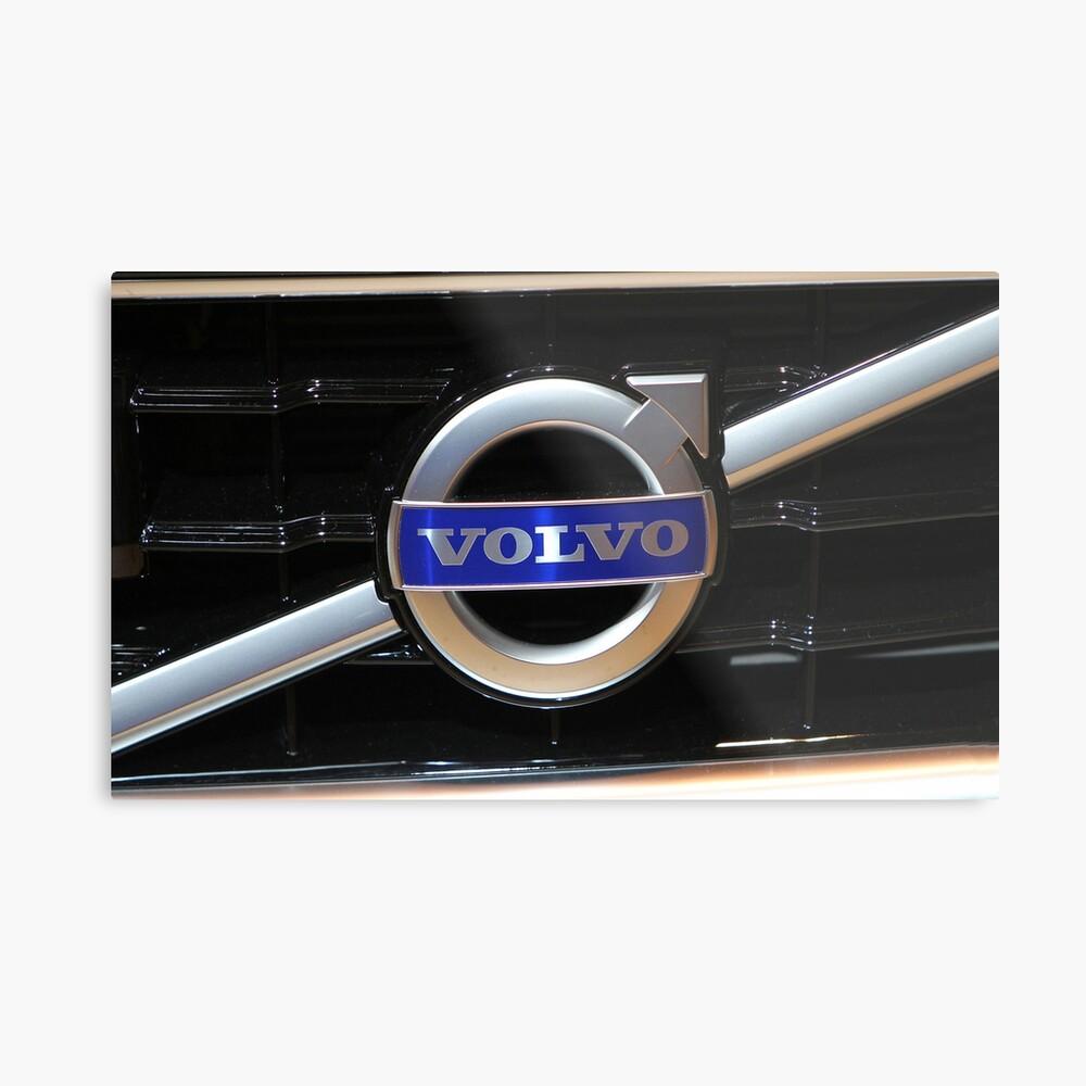 Logotipo de Volvo Lámina metálica