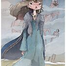 Queen Aslaug's vision von Regenassart