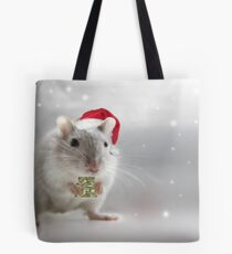Here's a little Christmas gift for you xxx Tote Bag