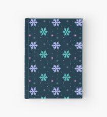 Snowflakes Hardcover Journal