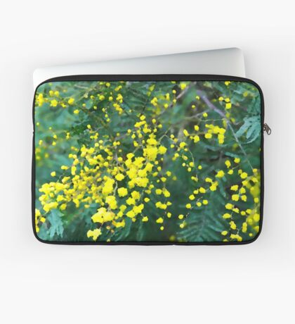 Wattle Fever Laptop Sleeve