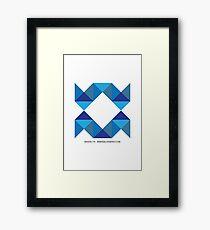 Design 175 Framed Print