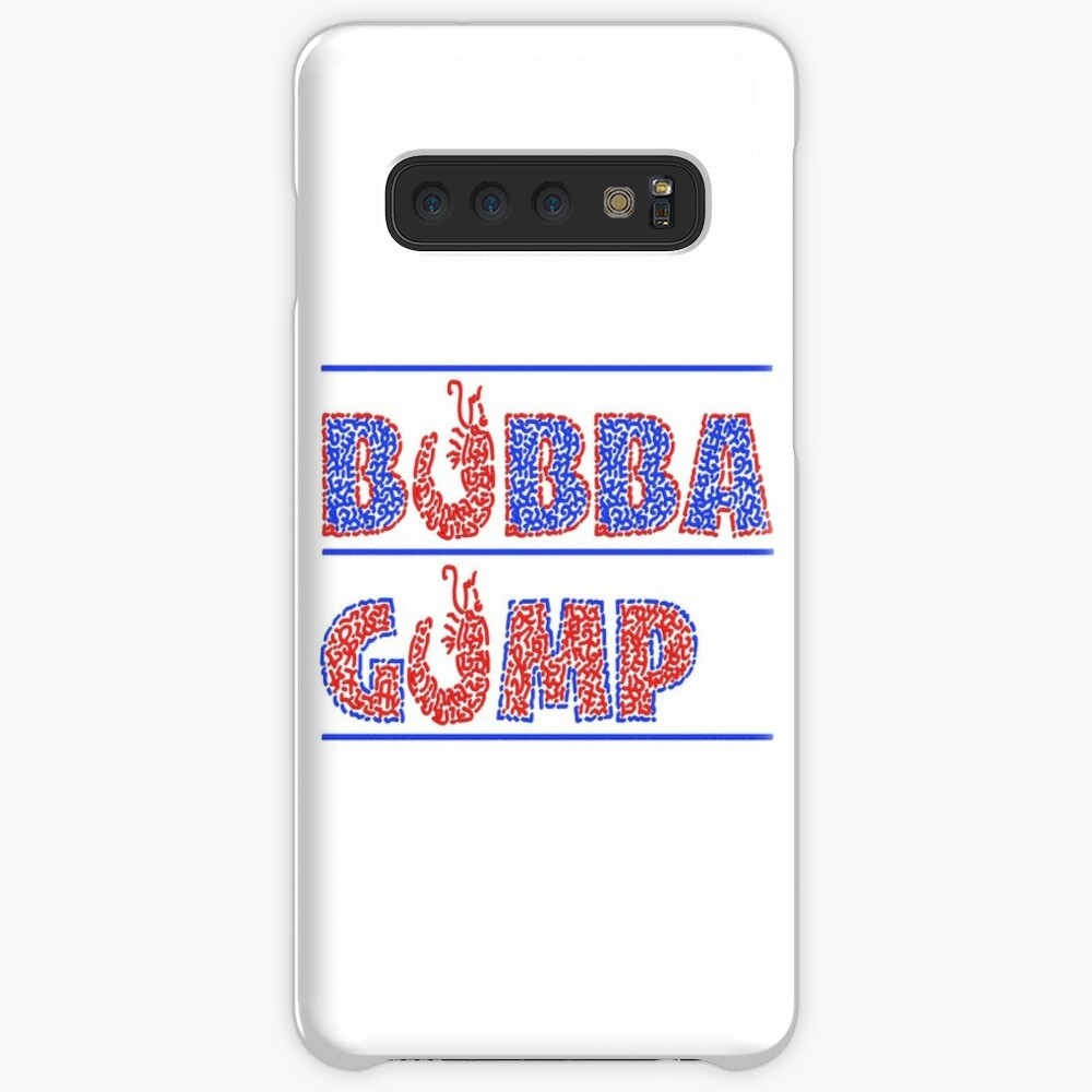 Bubba-Gump in Forrest Gump the Movie Samsung Galaxy Snap Case