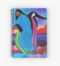 Sky Spirits Spiral Notebook