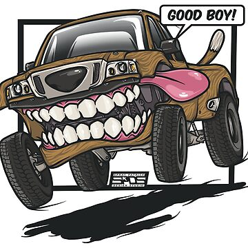 Good Boy! (Custom Offroad Ford Ranger) by SprayPatrick