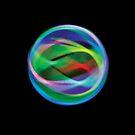 Mystical Color Ball by Tjaša Rome