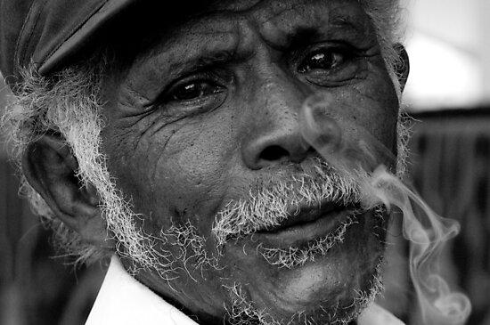 Happy Smoker by ferryvn