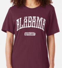 Alabama Represent Slim Fit T-Shirt