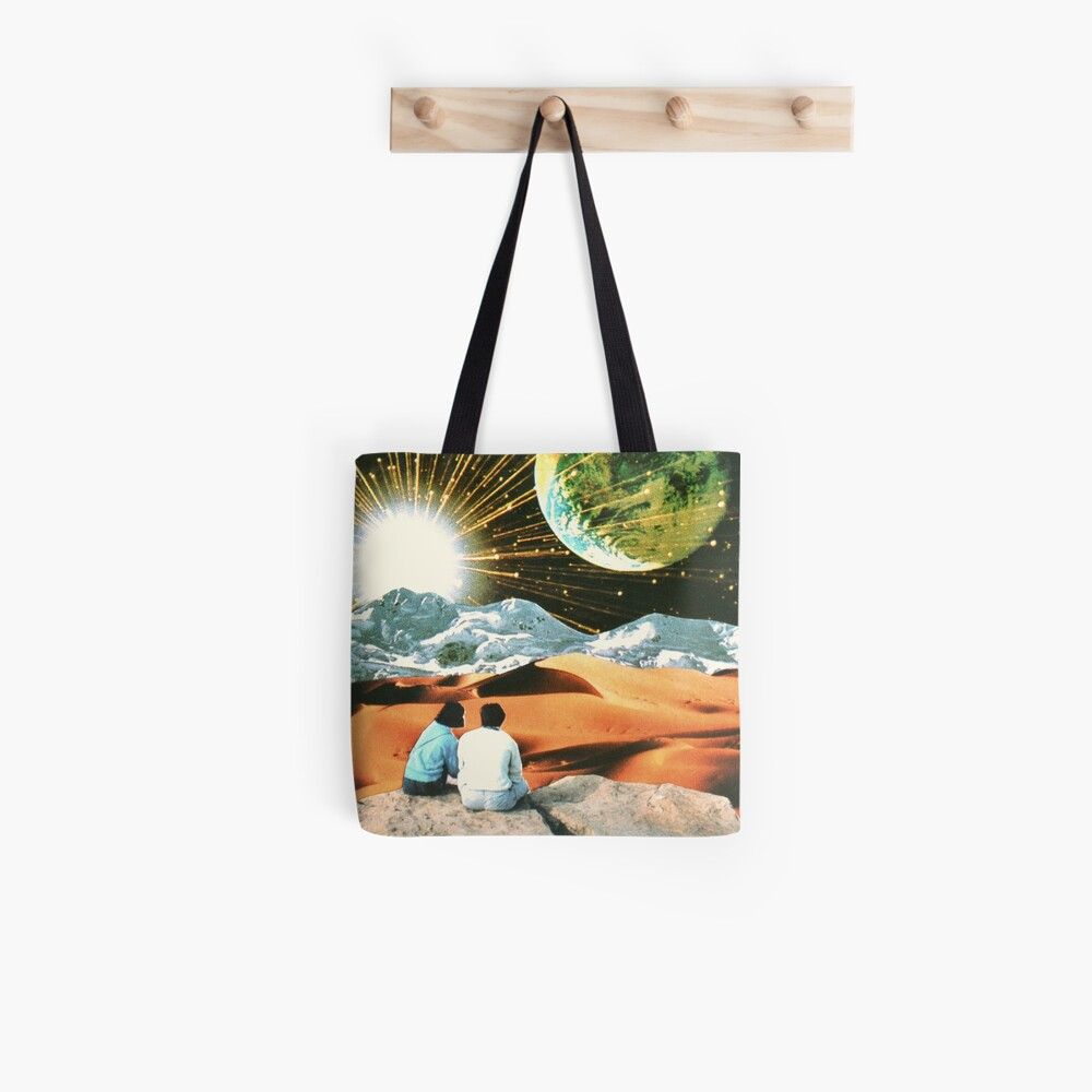 Another Earth Tote Bag