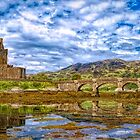 Eilean Donan Castle (Panorama) by Focal-Art