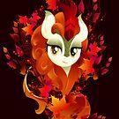 Autumn Blaze by Ilona Iske