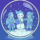 Breath of the Snow by TechraNova