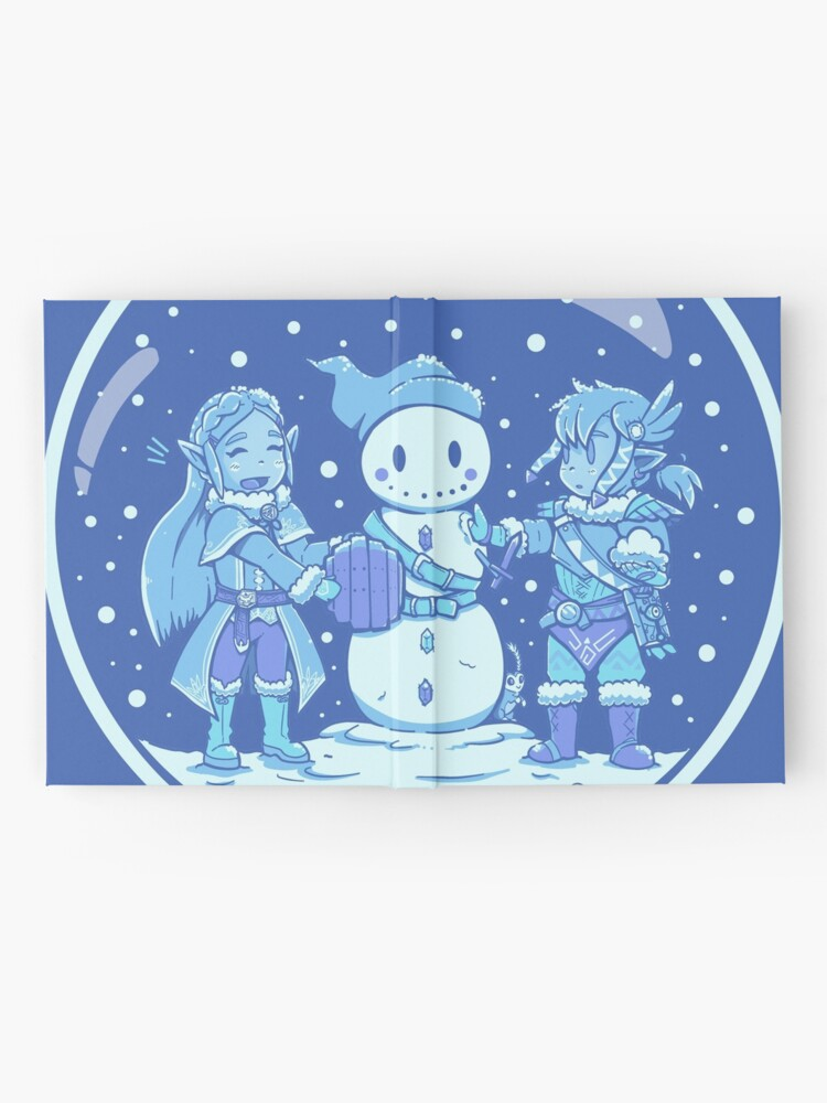 Alternate view of Breath of the Snow Hardcover Journal