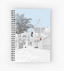 Cuaderno de espiral Sin interrupción: premio de arte finalista de Paddington 2007