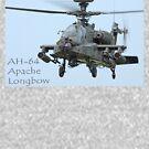 AH-64 Apache Longbow  by Karl R. Martin