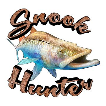 Snook Hunter Custom Design by wrapgraphics