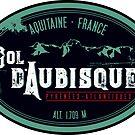 Col d'Aubisque 02 T-Shirt + Sticker - Route des Cols Pyrenees by ROADTROOPER