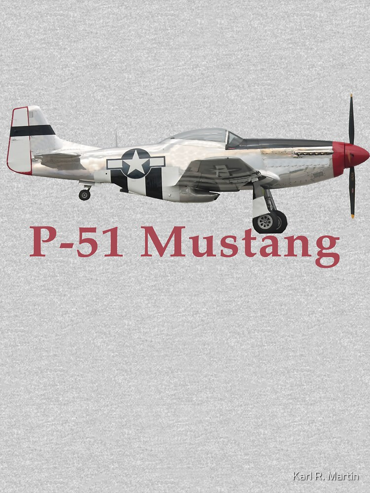 P-51 Mustang by SirEagle