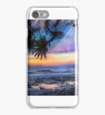 Pandanus Palm Life On the Beach  iPhone Case/Skin