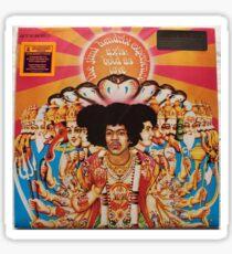 Hendrix Stickers Redbubble