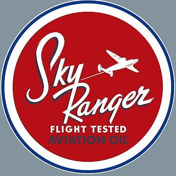 Sky Ranger Aviation Oil by dtkindling