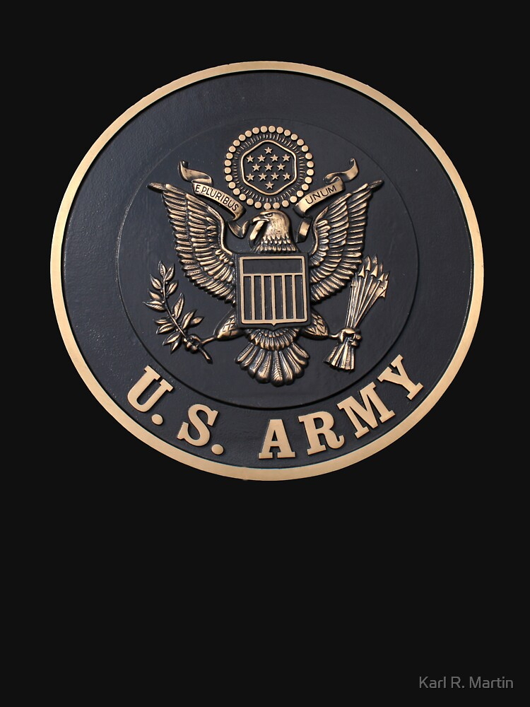 US Army T-Shirt by SirEagle