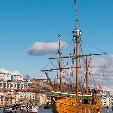 The Matthew on Bristol's Harbourside by CarolynEaton