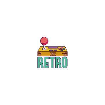 Retro console by bainermarket