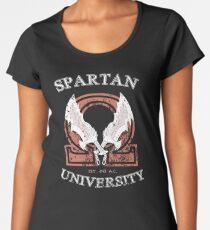 Spartan University / God of War Women's Premium T-Shirt