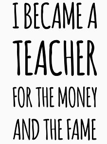 Funny Teacher Gifts & Merchandise | Redbubble