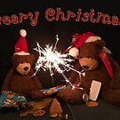 Deano Bears Beary Christmas by Dean Harkness