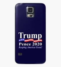 Trump Pence 2020 Case/Skin for Samsung Galaxy