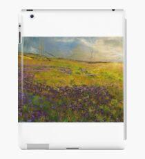 Lavender Hills iPad Case/Skin