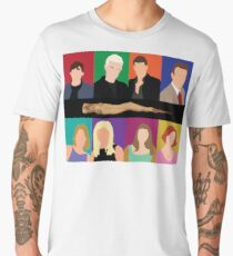 Buffy Characters Men's Premium T-Shirt