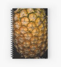 Pineapple... Spiral Notebook