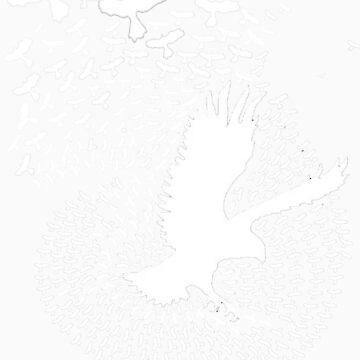 Eagle Burst by FluidBotDesigns