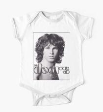 Jim Morrison von den Türen Baby Body Kurzarm