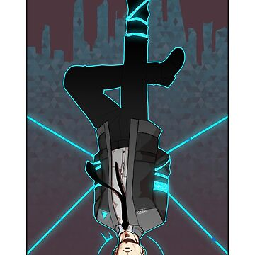 The Hanged Man, Connor by tobiejade
