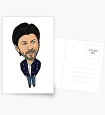 SRK Zero Carrycatcher Postcards