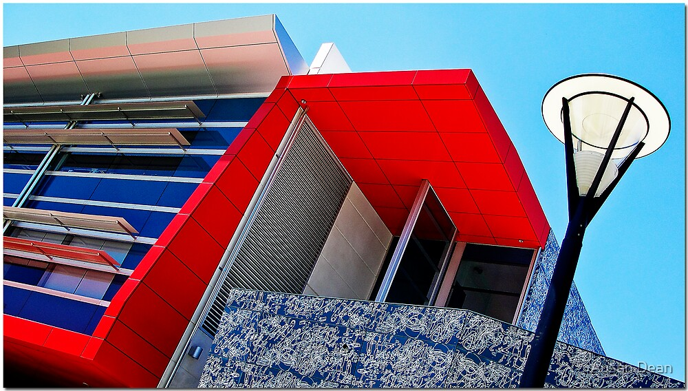 Angles at ECU by Austin Dean