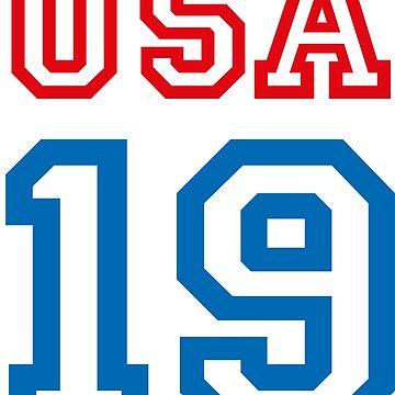 USA by eyesblau
