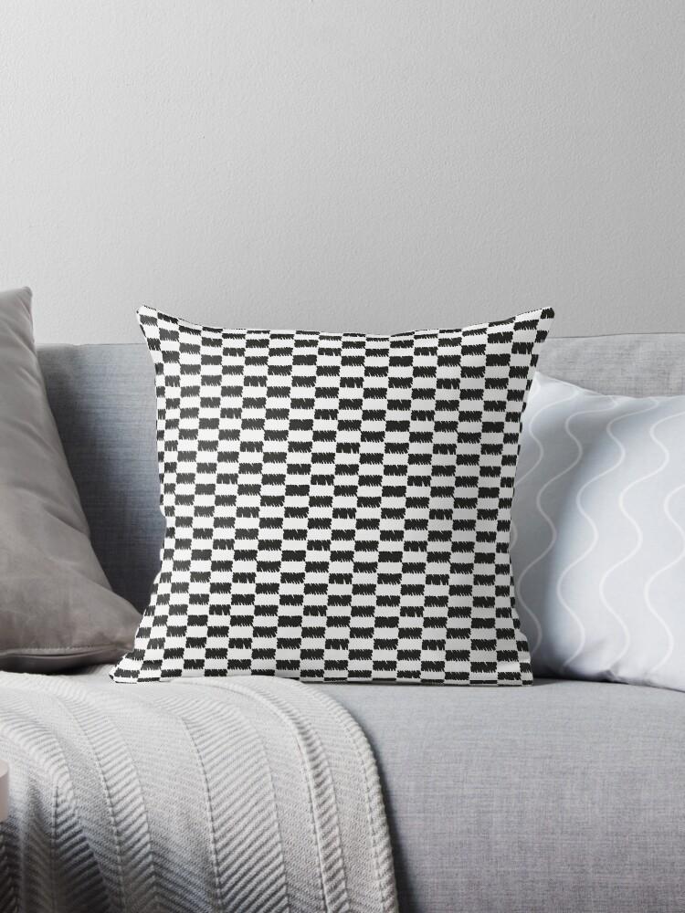 Scribbled checker pattern by JC-Frost