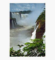 Iguazu Falls, Argentina Photographic Print