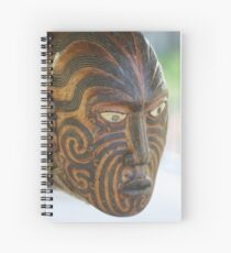 Waka Prow Spiral Notebook