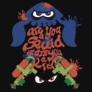 Squid Or A Kid? by Sonic3321