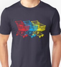 Lost in the Supermarket (The Clash) Unisex T-Shirt