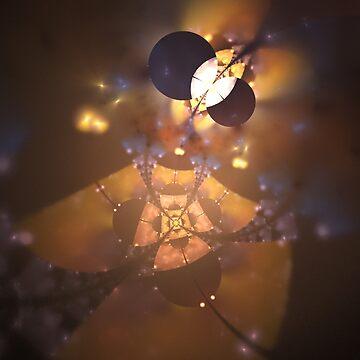 Under the streetlights by krinichnaya