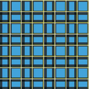 Blue Tartan by Real-Digital