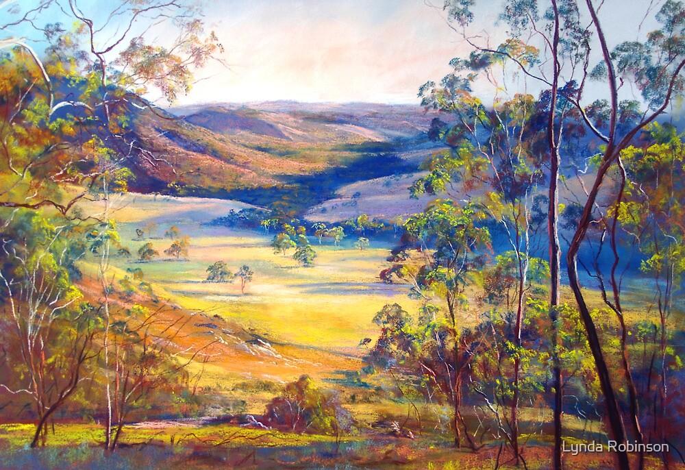 Towards Broadford by Lynda Robinson