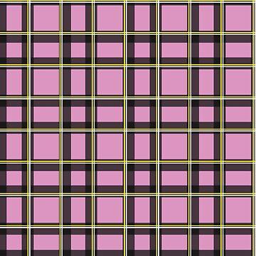 Pink Tartan  by Real-Digital